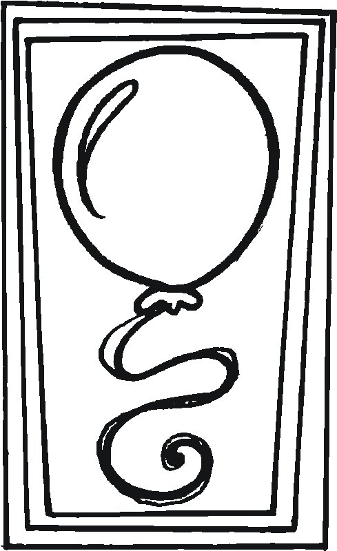 Bd Coloring Page