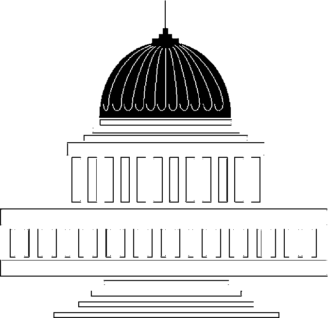 coloring pages of capitol building - photo#13