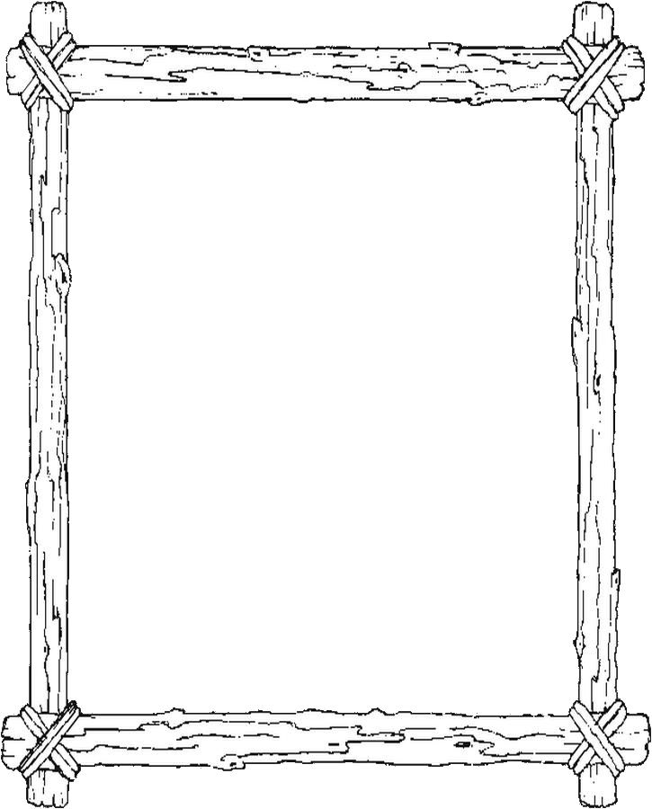Fr Logs Coloring Page