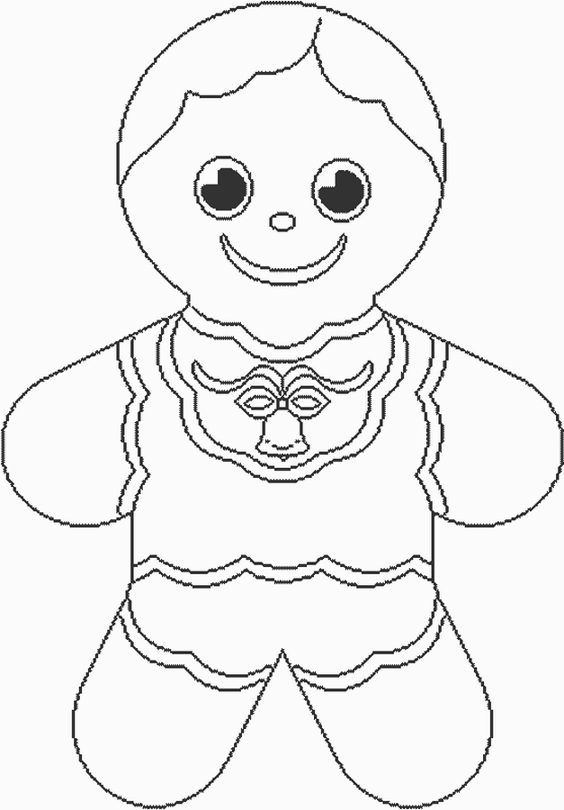 Gbrdboy Christmas Coloring Page