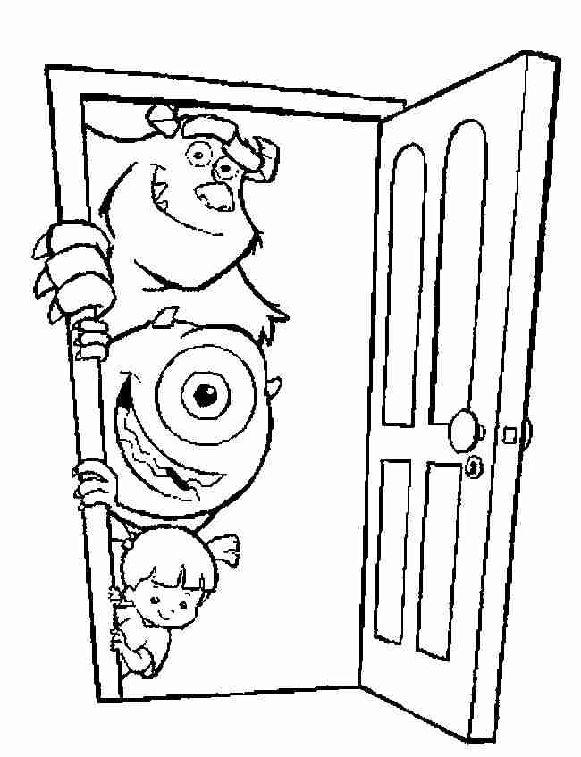 Guesswhocolor Coloring Page
