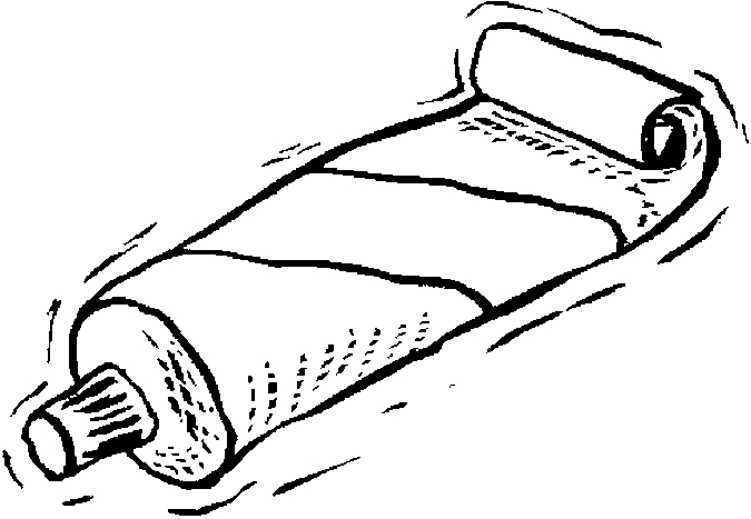 Ointment Tube Coloring Page