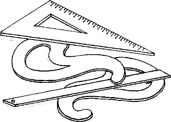 Templates Coloring Page