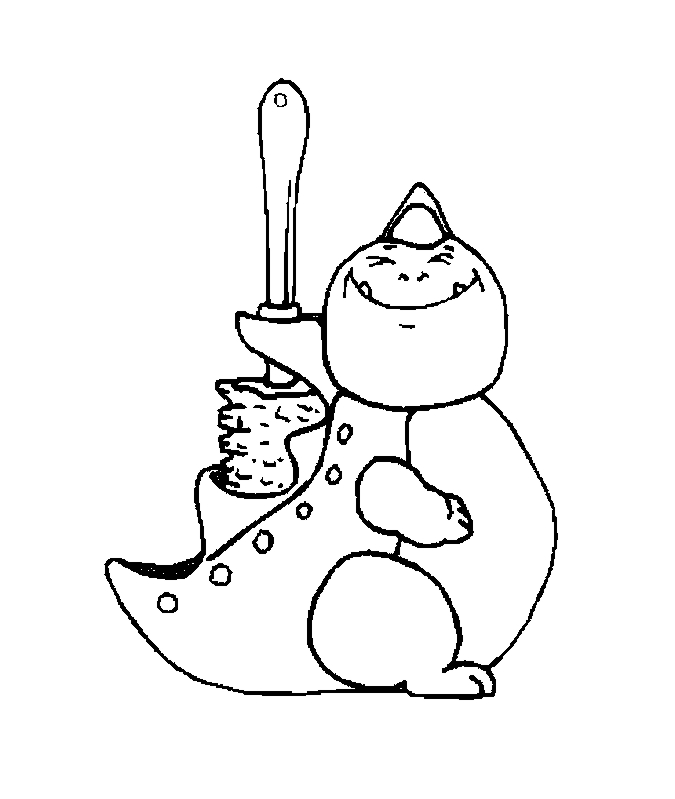 toothbrush coloring page 28 images other stuff to color