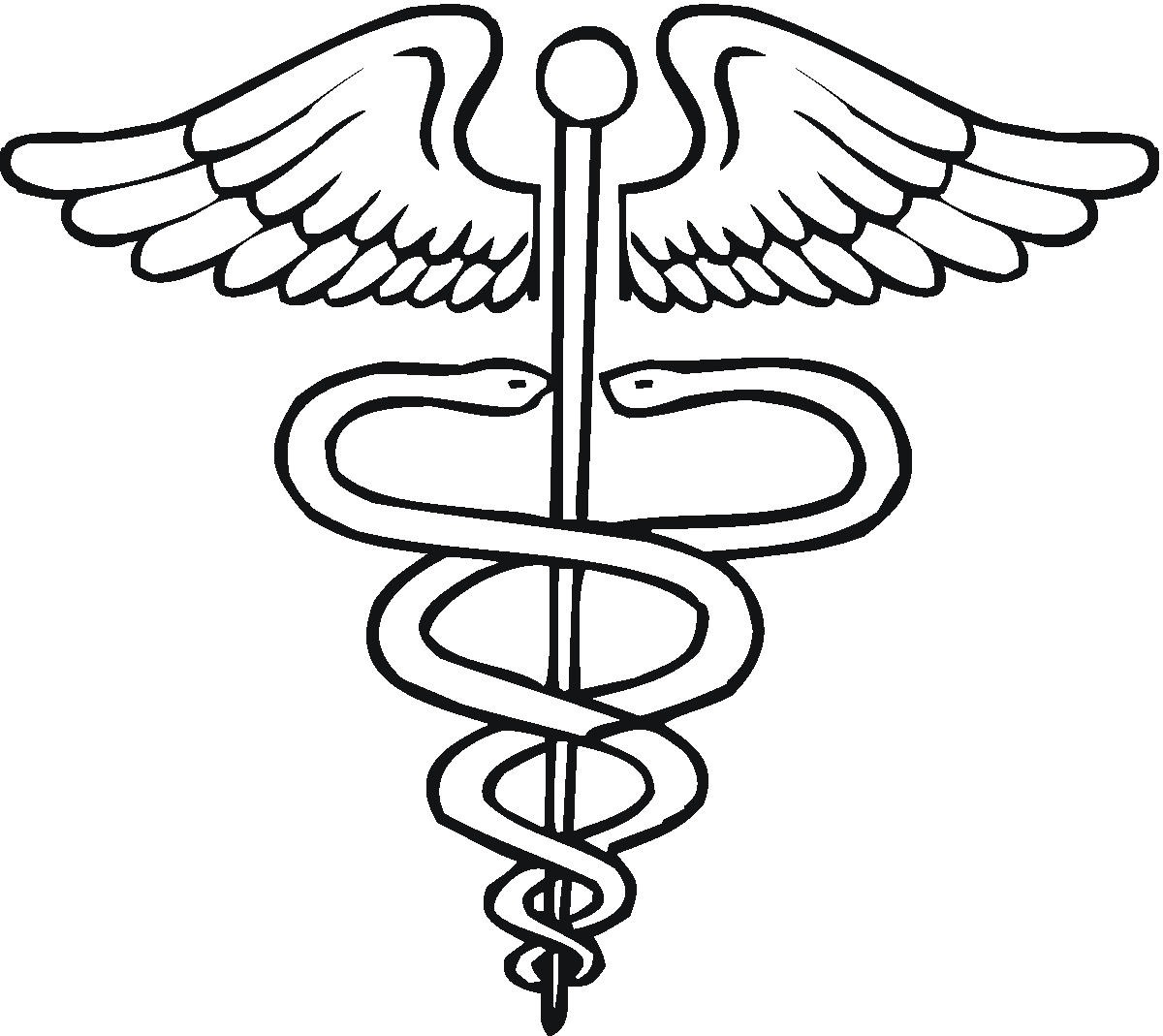 Images Doctor Tools Coloring Page