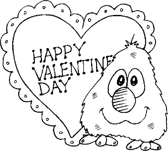 Disegni Di San Valentino Facili