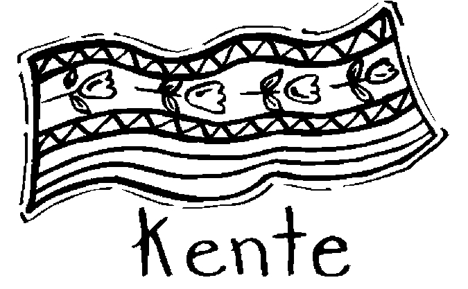 kente coloring pages - photo#3